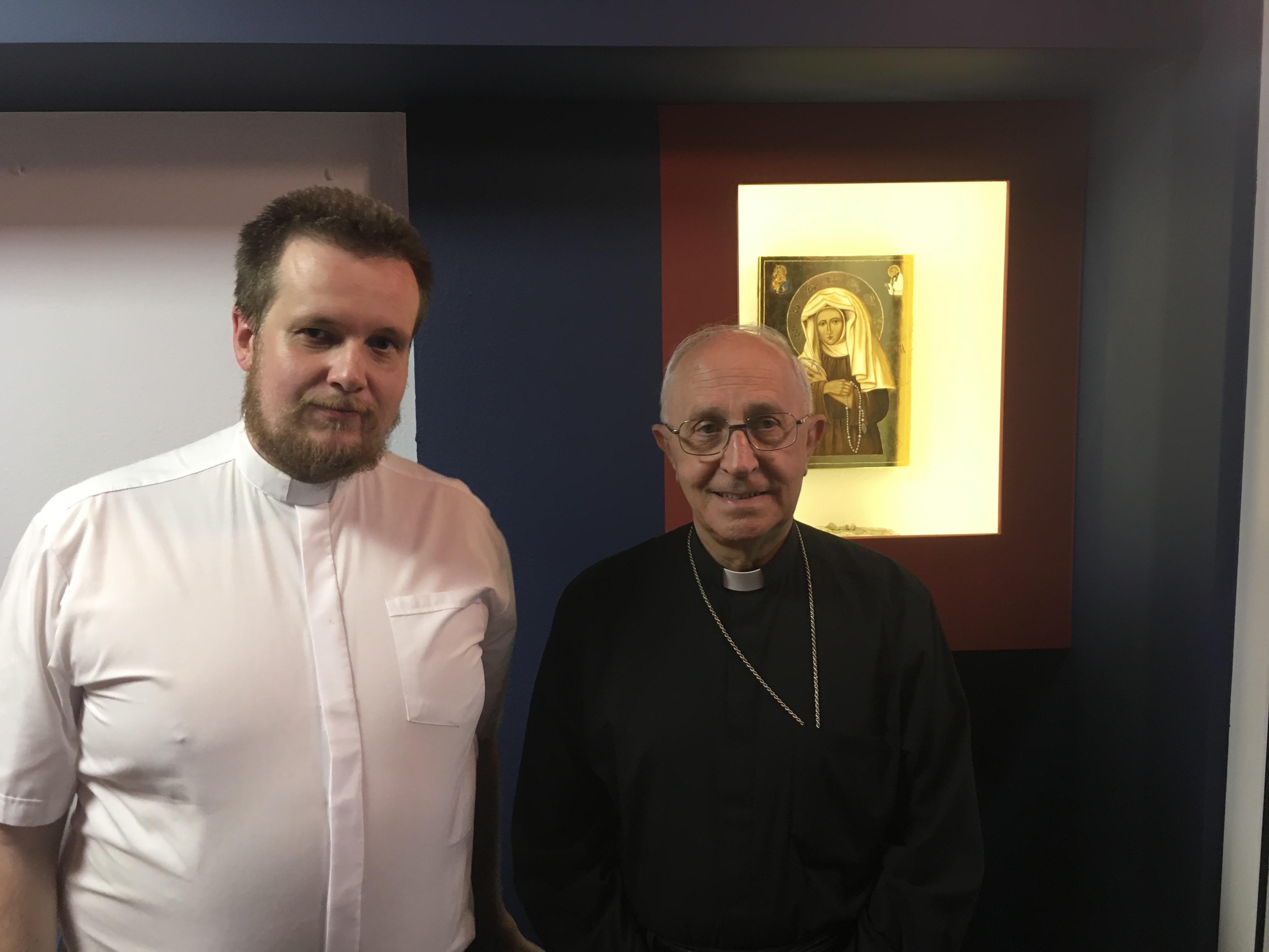 Rozmowa z kardynałem Filonim