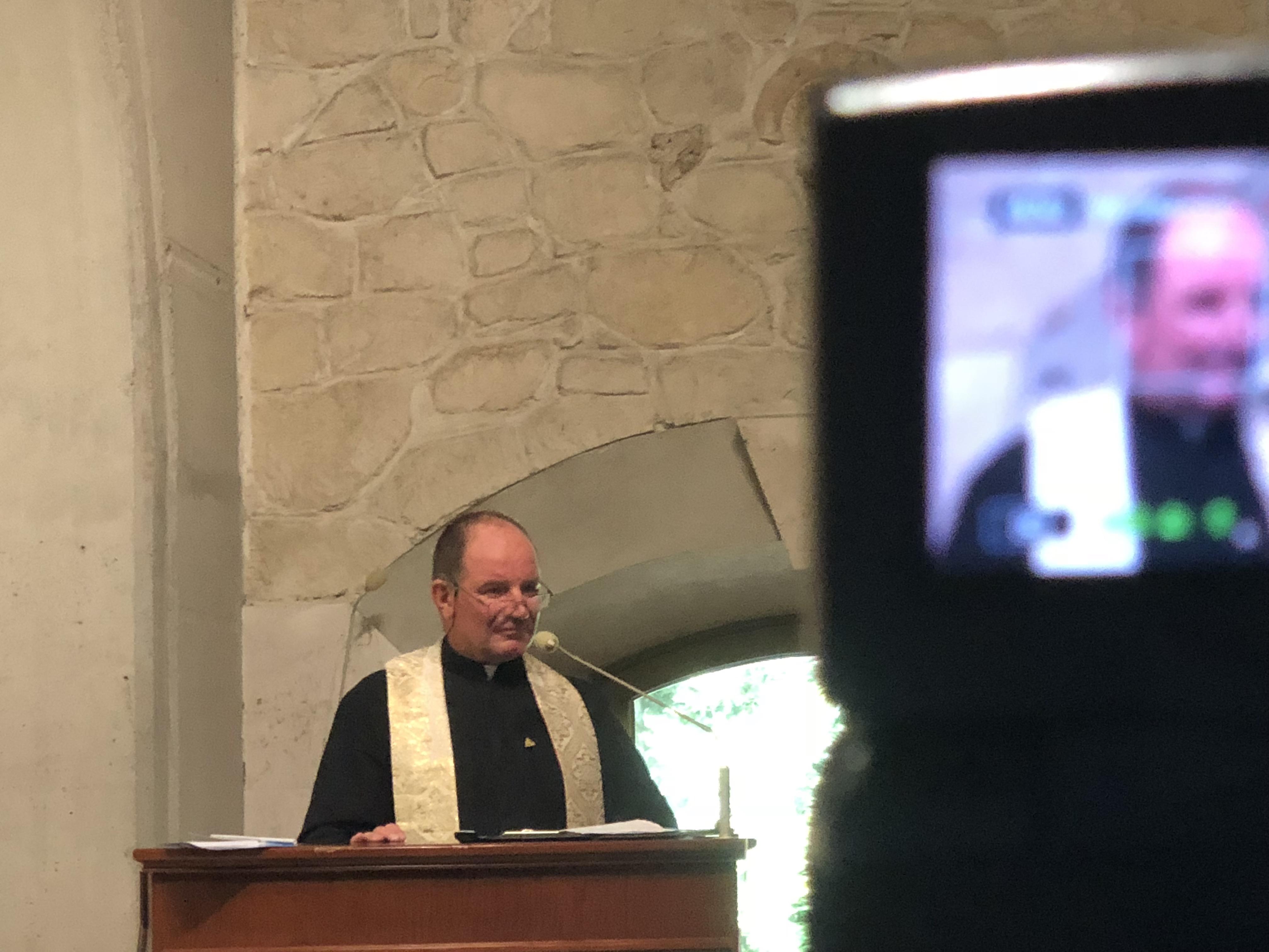 Egzorcysta ks. Zbigniew Baran o walce z szatanem i wstawiennictwu św. Michała