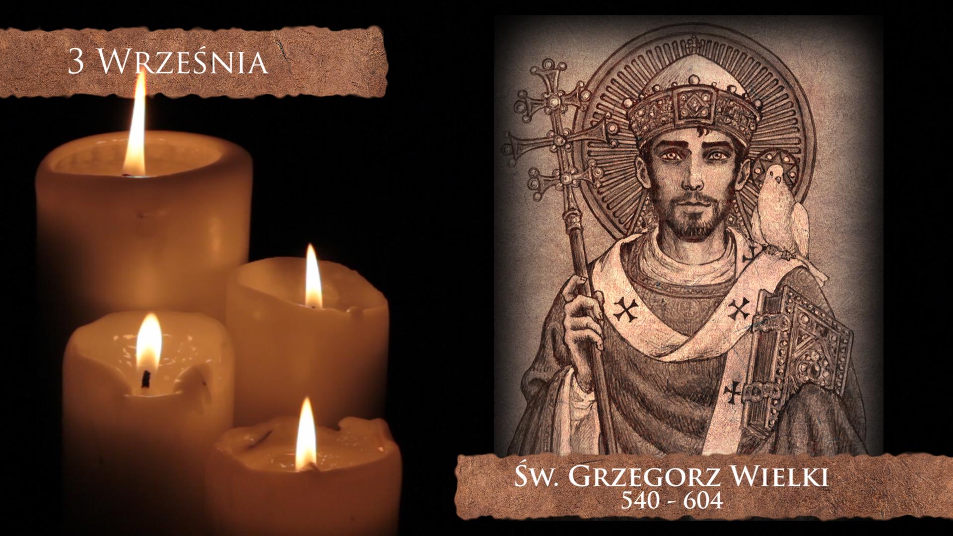 Św. Grzegorz Wielki - reformator Kościoła