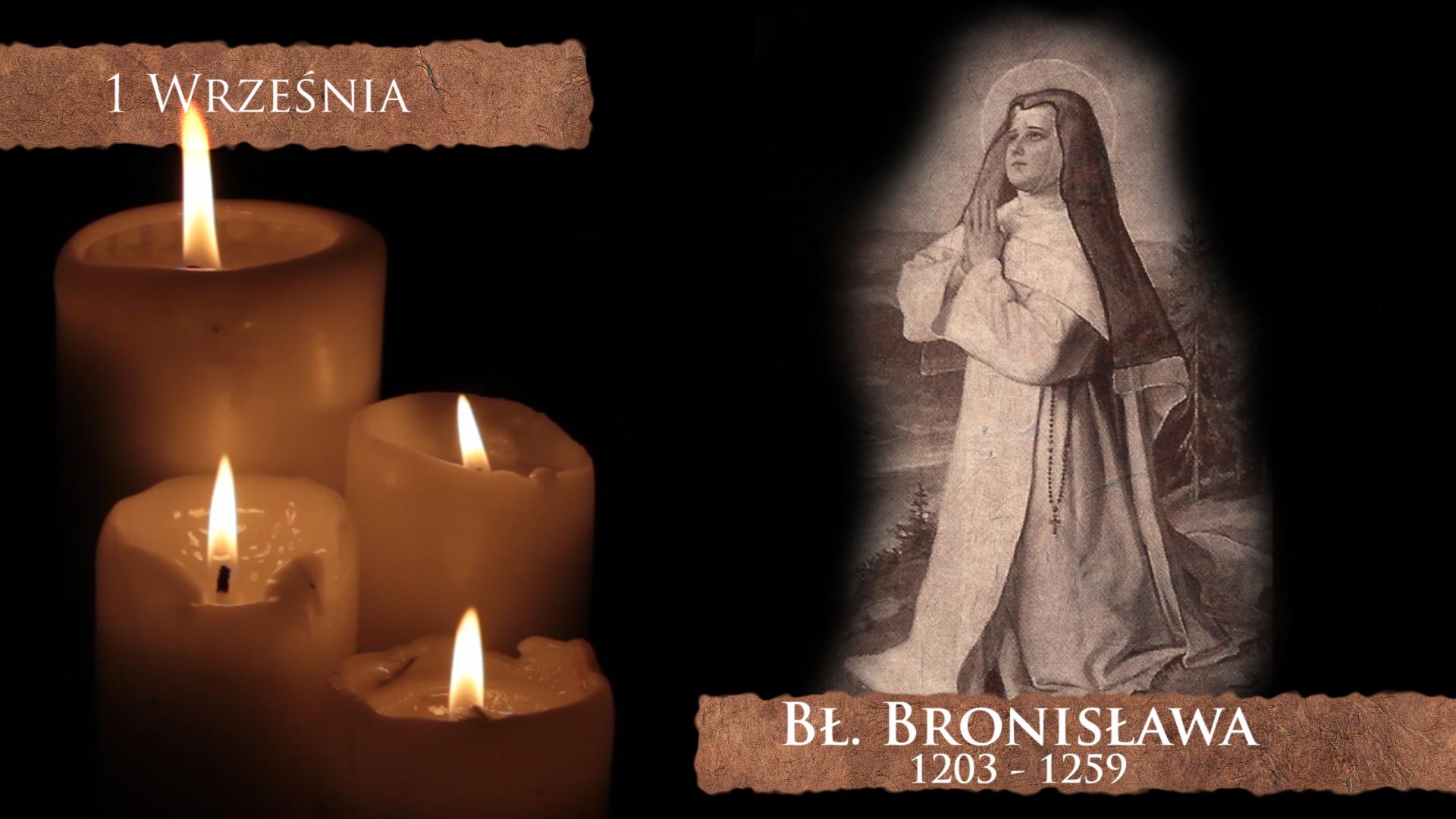 Bronisława, ta która broni naszej sławy
