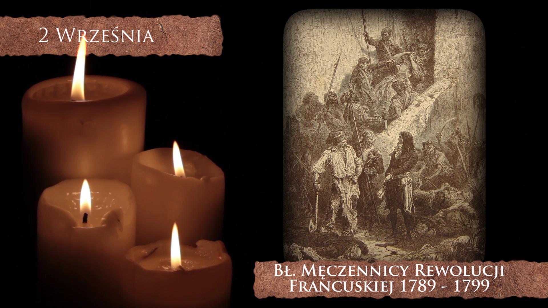 Męczennicy Rewolucji Francuskiej